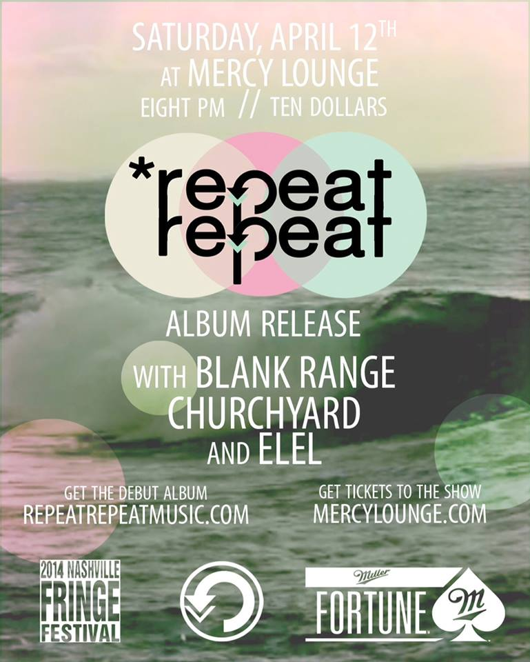 Repeat Repeat Mercy Lounge 2014