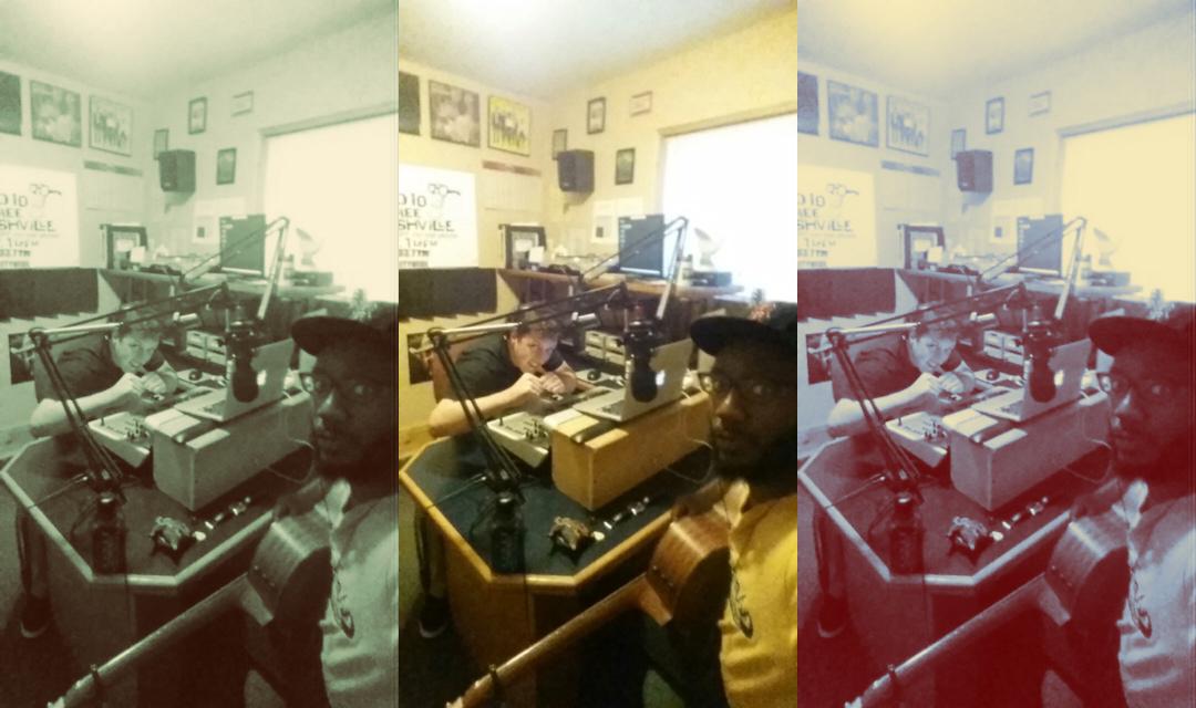 Bentley Caldwell Fringe Radio Show
