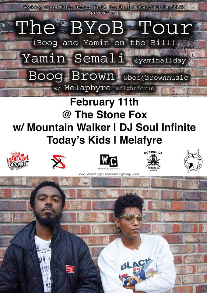 Boog Yaslin Stone Fox