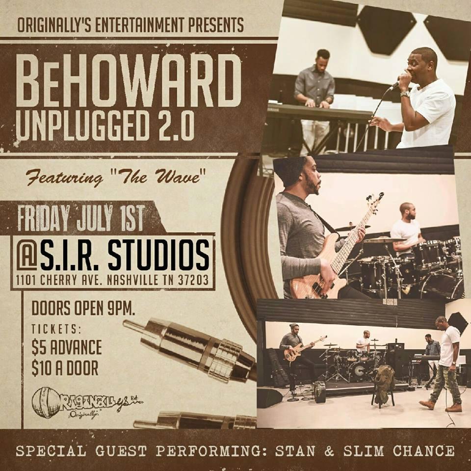 BeHoward Unplugged